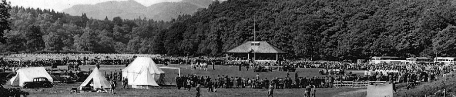 History of Pitlochry Highland Games